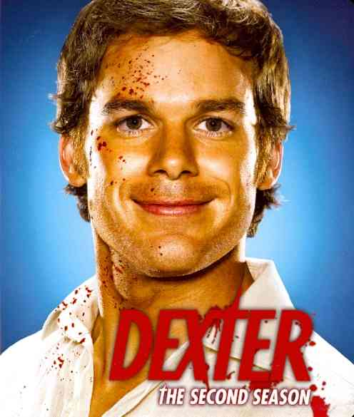DEXTER:COMPLETE SECOND SEASON BY DEXTER (Blu-Ray)