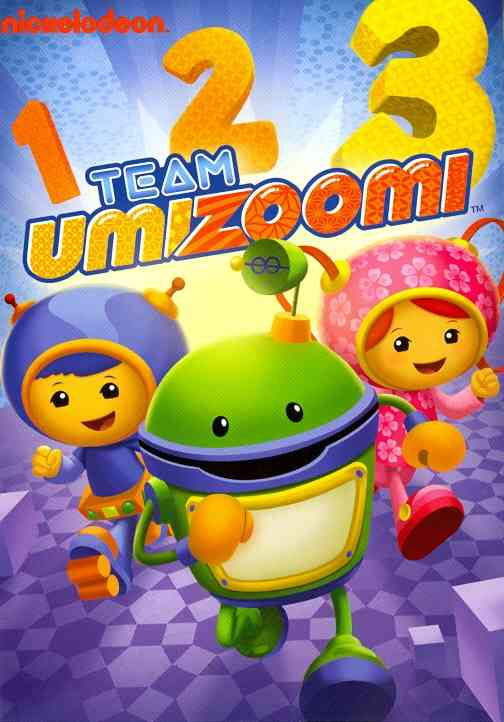 TEAM UMIZOOMI BY KEMPNER,ETHAN (DVD)